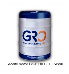 Aceite motor GS-3 DIESEL 15W40