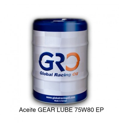 Aceite GEAR LUBE 75W80 EP