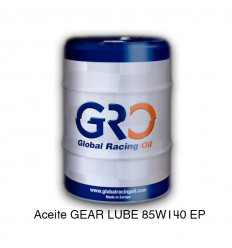 Aceite GEAR LUBE 85W140 EP