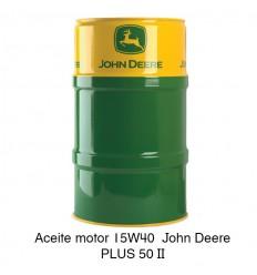 Aceite motor 15W40 John Deere PLUS 50 II