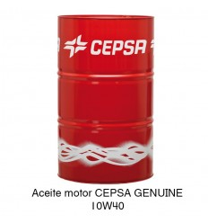 Aceite motor CEPSA GENUINE 10W40