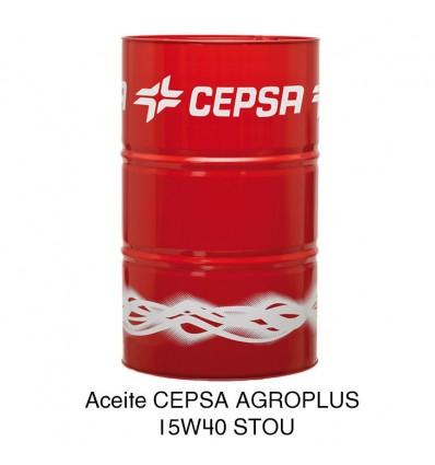 Aceite CEPSA AGROPLUS 15W40 STOU