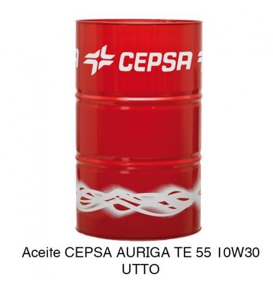 Aceite CEPSA AURIGA TE 55 10W30 UTTO