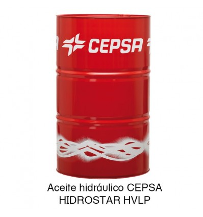 Aceite hidráulico CEPSA HIDROSTAR HVLP