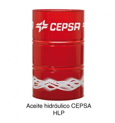 Aceite hidráulico CEPSA HLP