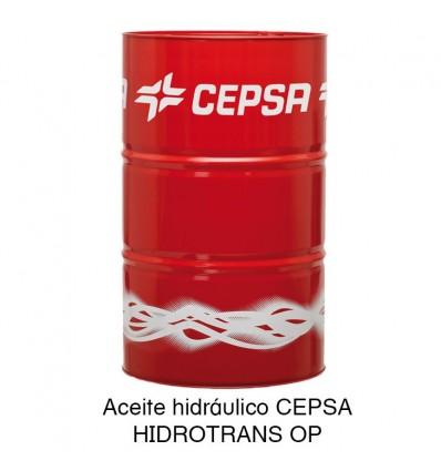 Aceite hidráulico CEPSA HIDROTRANS OP