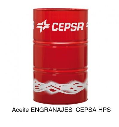 Aceite ENGRANAJES CEPSA HPS