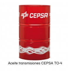 Aceite transmisiones CEPSA TO-4