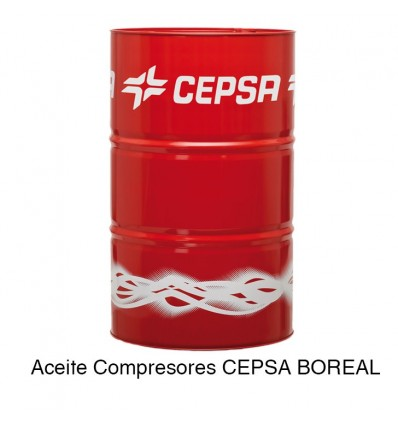 Aceite Compresores CEPSA BOREAL