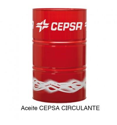 Aceite CEPSA CIRCULANTE