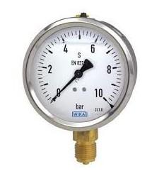 Manómetro de Glicerina 0-10 bar