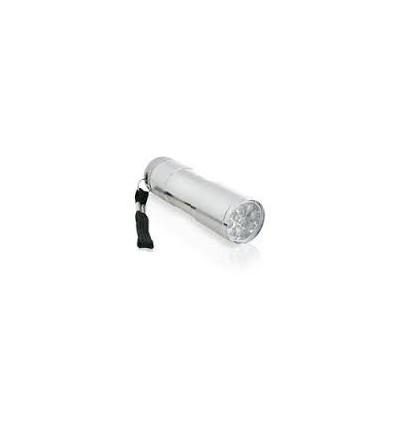 Linterna de Aluminio 9 LED