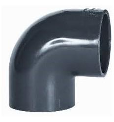 Codo PVC 90º Encolar