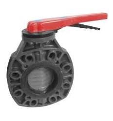 Válvula Mariposa PVC