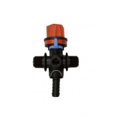 """Válvula de Regulación de Presión 1/2""""x1/2""""M-H para Bomba 5000"""
