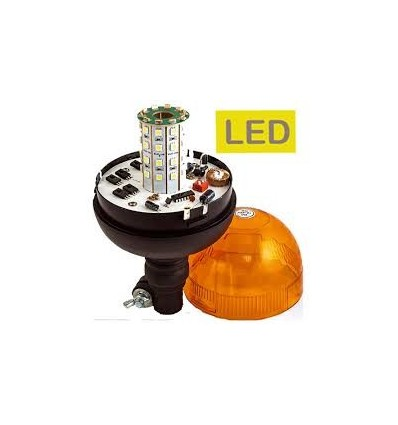 Rotativo Tecno LED Flexible 12-24V