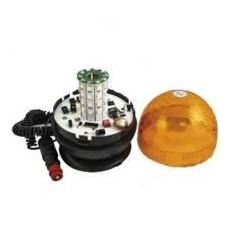 Rotativo Tecno LED Magnético 12-24V