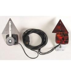 Kit Pilotos Magnéticos 4 Funciones + Triángulos