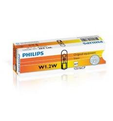 Bombilla Philips W1.2W 12V