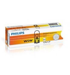 Bombilla Philips W5W 12V