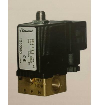 Solenoide COMETAL 24V 50HZ AC 8W NA/NO PN10