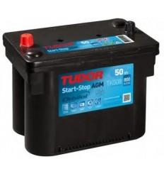 Batería START&STOP AGM TUDOR TK508