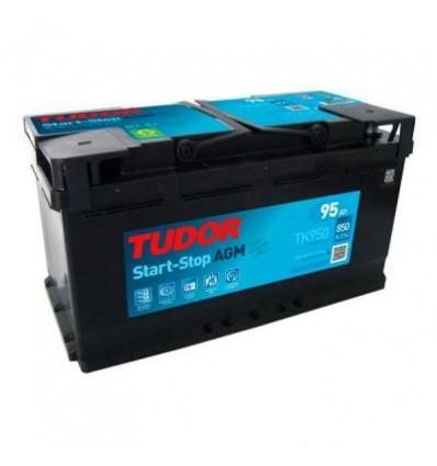 Batería START&STOP AGM TUDOR TK950