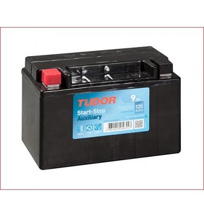 Batería auxiliar START&STOP TUDOR TK091